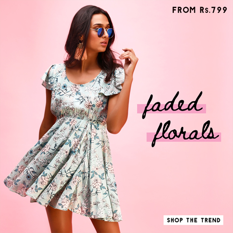 Fadded Florals