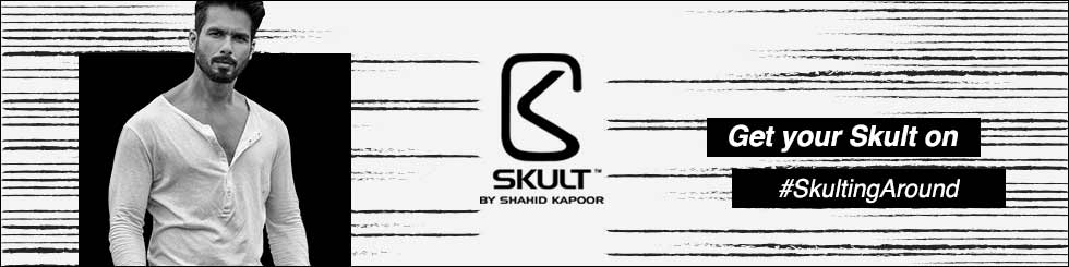 bb3102f63e5f15 Skult By Shahid Kapoor India - Buy Skult By Shahid Kapoor Clothing    Accessories for Men in India at Koovs