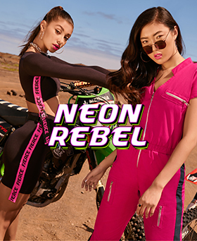 NEW IN: NEON REBEL