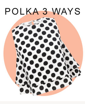 3 POLKA PIECES YOU NEED