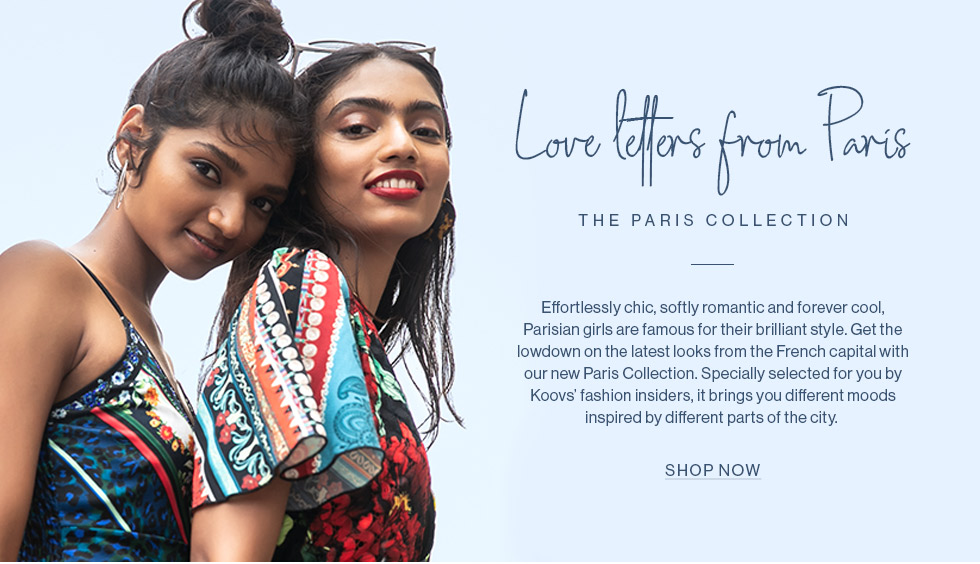 The Paris Collection
