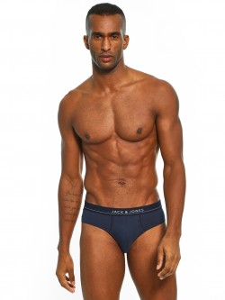 Jack & Jones Solid Bikini Brief