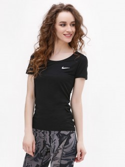 Nike Round Neck Short Sleeve T-Shirt