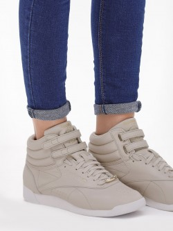 Reebok Classics Freestyle Hi Muted Trainers