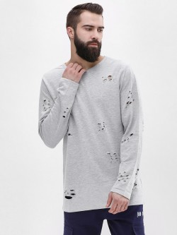 Adamo London Distressed Sweatshirt