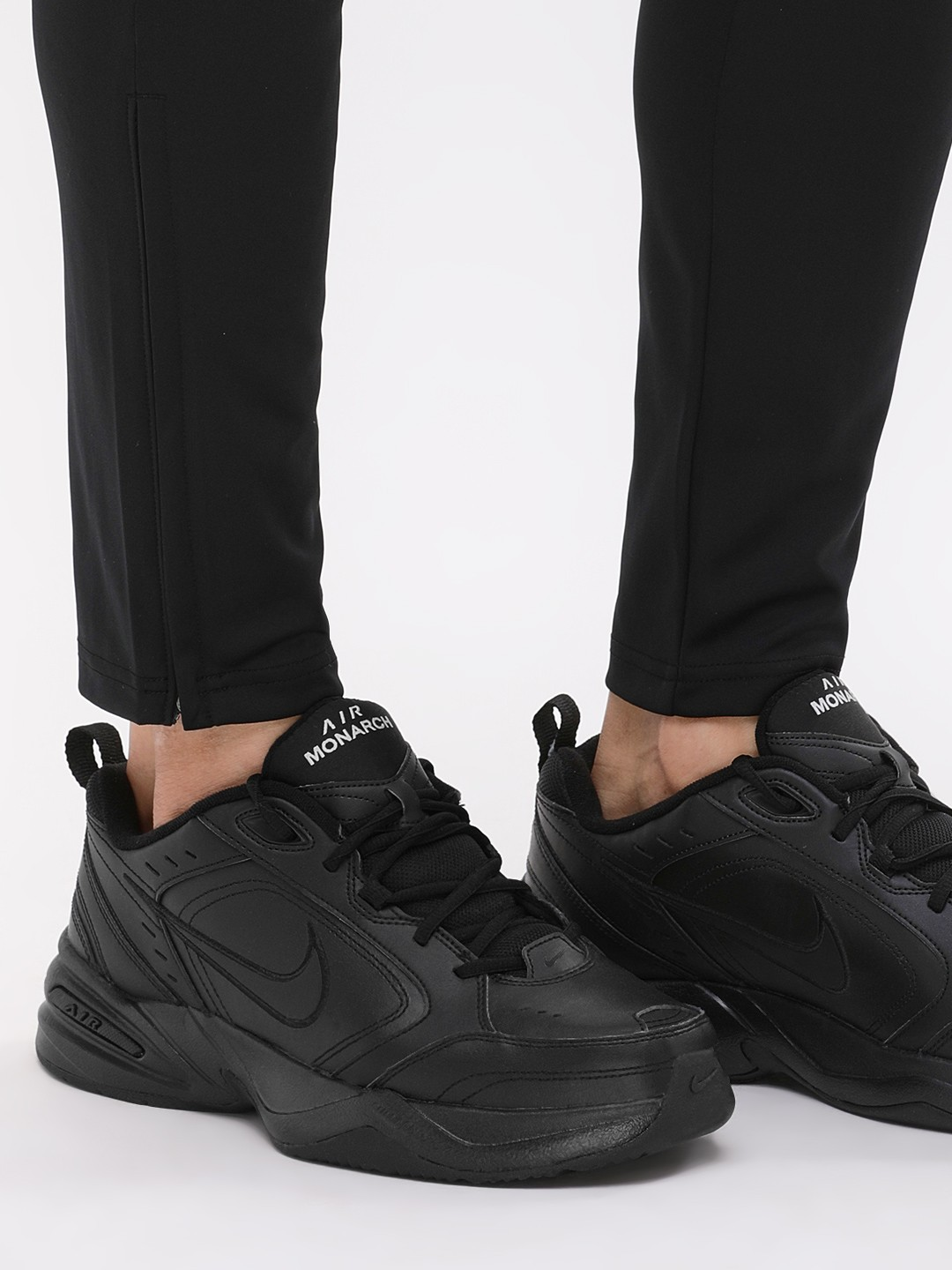 Nike Black Air Monarch IV Shoes 1