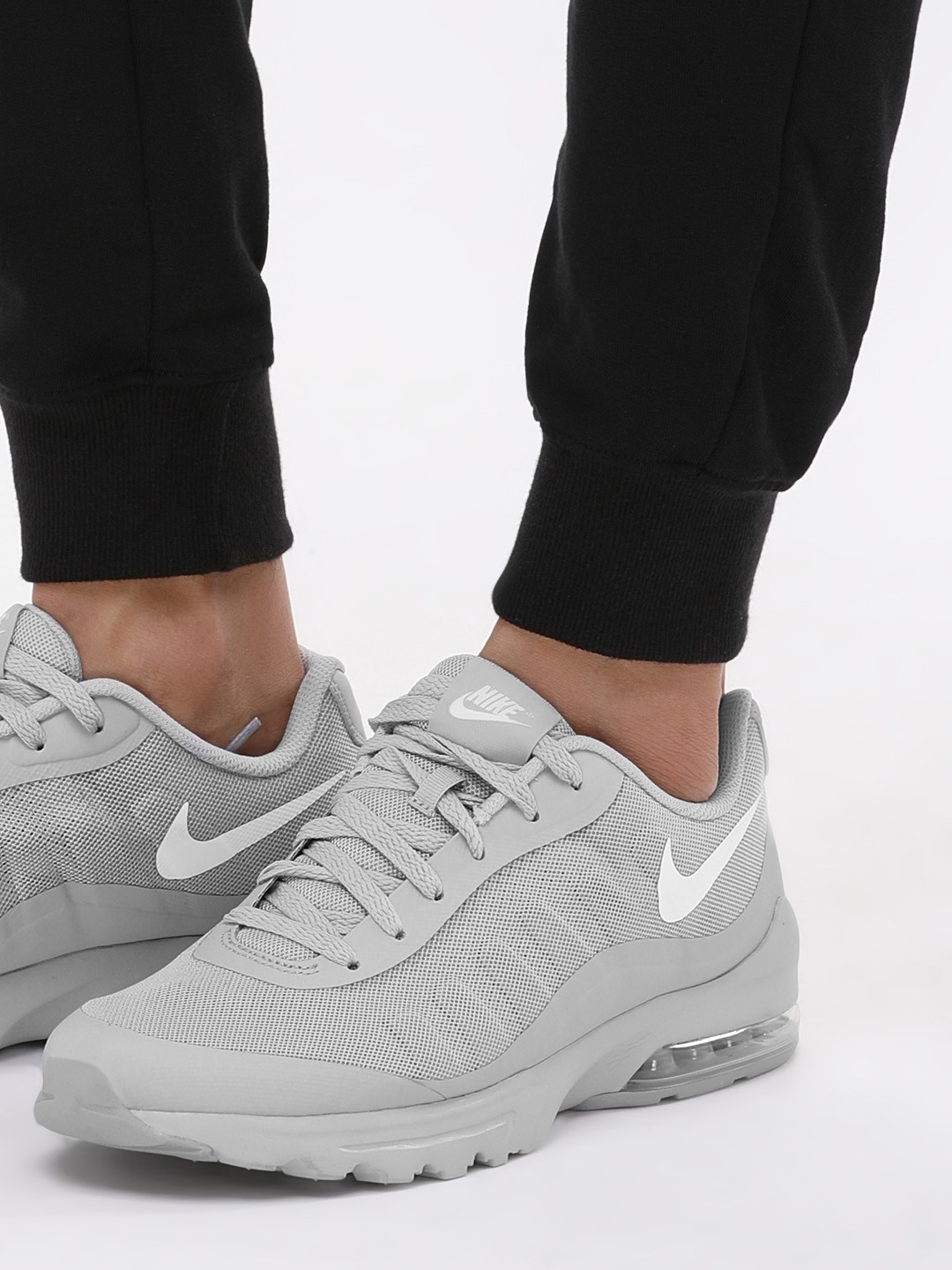 super populaire 83eba c0e5c Buy Nike Grey Air Max Invigor Shoes for Men Online in India