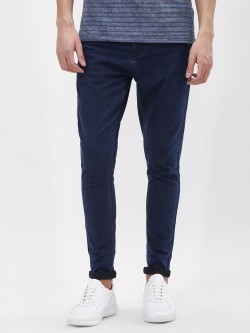 K Denim KOOVS  Dark Wash Skinny Jeans