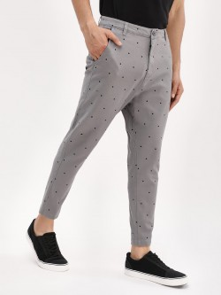 Spring Break Polka Dot Crop Trousers