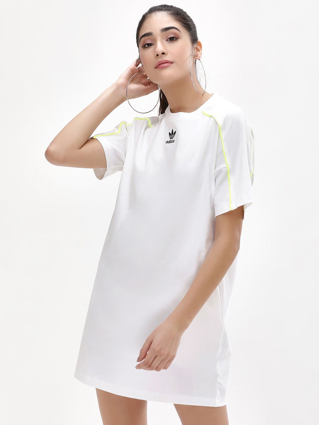 Adidas Originals White Aa-42 Dress 1