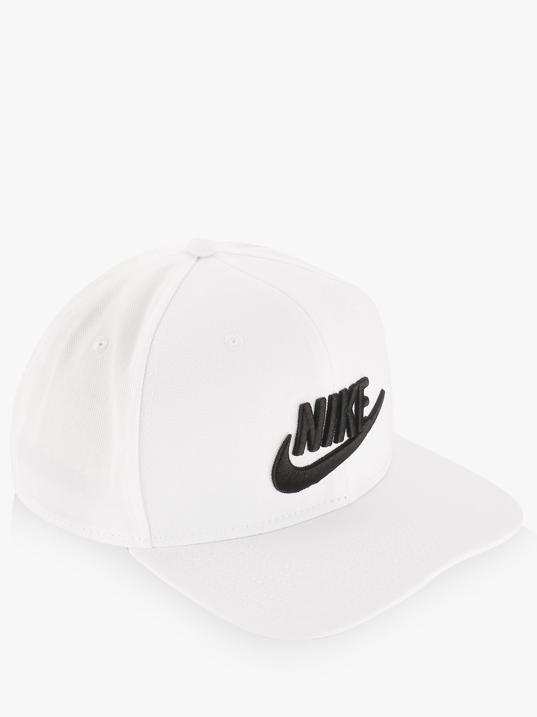 cheap prices fashion running shoes Buy Nike White Sportswear Pro Futura Cap for Men Online in India