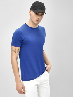 KOOVS Muscle Fit Crew Neck T-Shirt