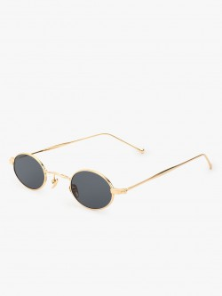 Style Fiesta Gold Rimmed Sunglasses