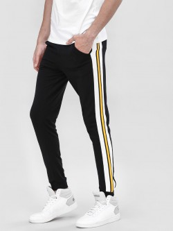 Garcon Side Stripe Cuffed Joggers