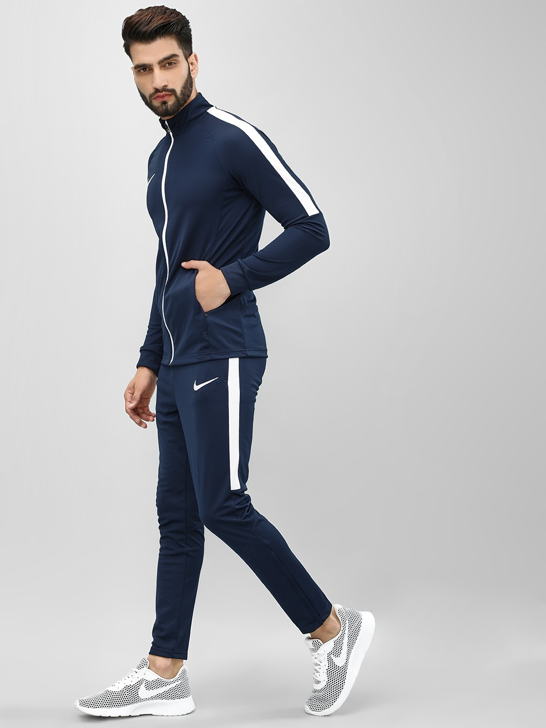 Nike Navy Dry Academy K Track Suit 1