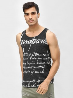 Being Human All Over Print Vest