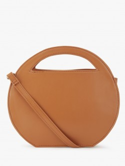 Paris Belle Structured Sling Bag