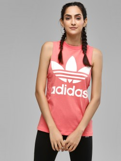 Adidas Originals Trefoil Logo Tank Top