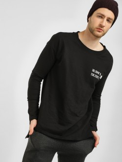 KOOVS Long Tier Sleeve Sweatshirt