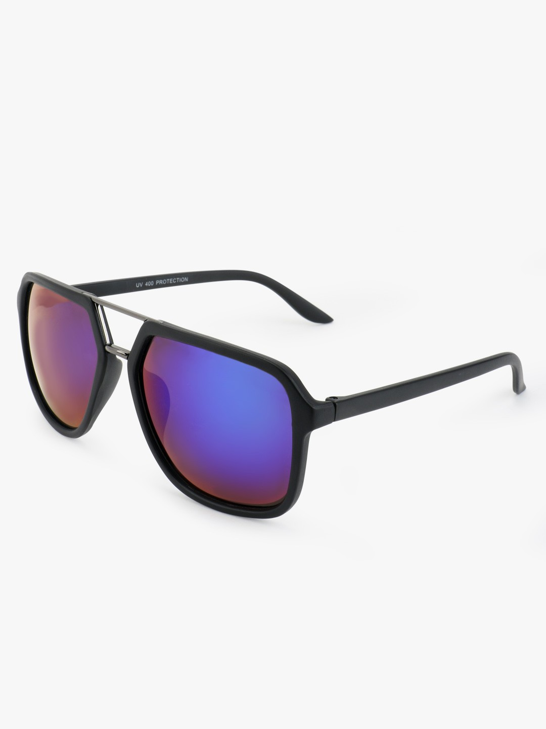 Kindred Blue Tinted Lens Retro Sunglasses 1