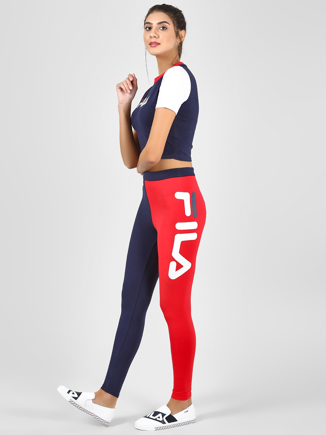Fila Multi Vita High Waist Leggings 1