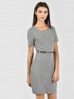 Vero Moda Basic Short Sleeve Shift Dress