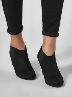 New Look Gusset Heeled Chelsea Boots