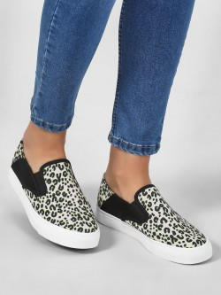 New Look Printed Casual Shoes