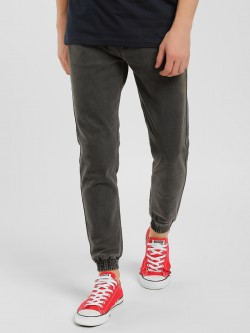 K Denim KOOVS Slim Fit Denim Joggers