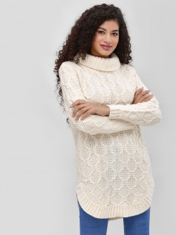 Cover Story Turtle Neck Pullover