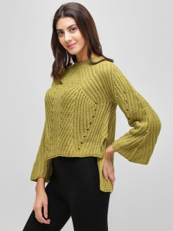 Cover Story Croatia Knitted Pullover