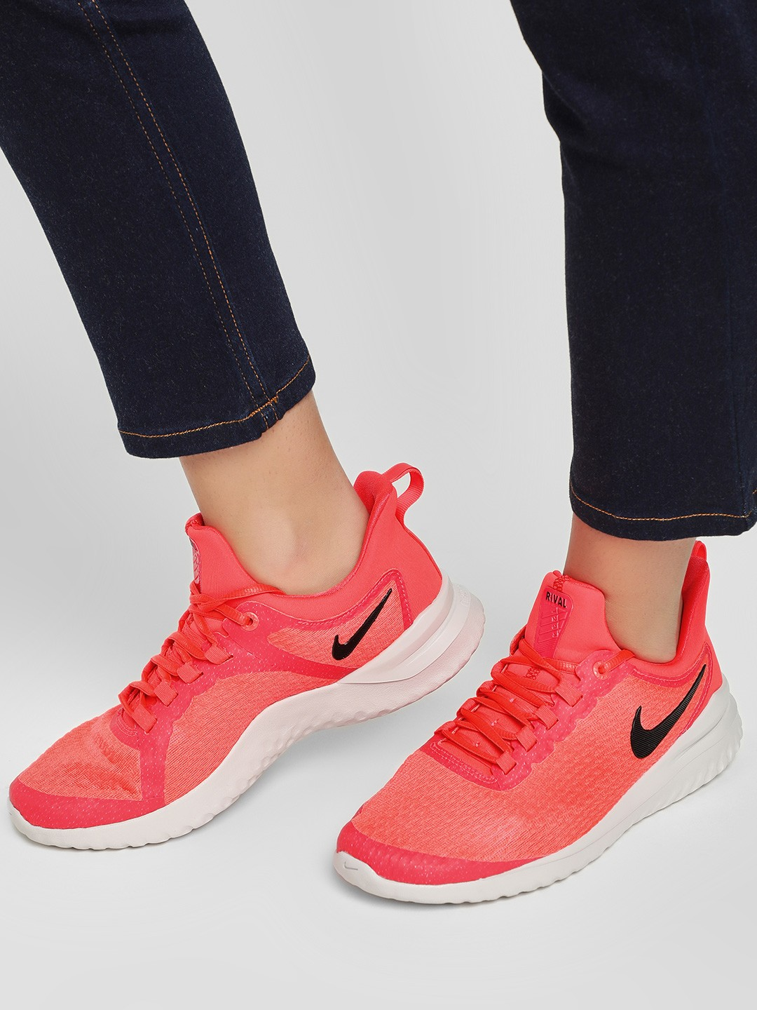 Nike Crimson Renew Rival Trainers 1