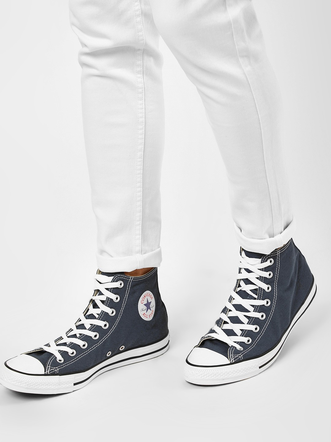 Converse Blue Chuck Taylor All Star High Top 1