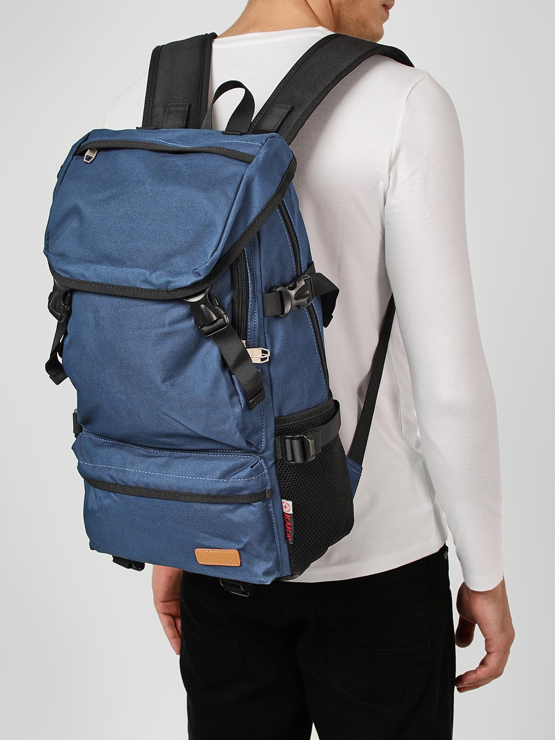 KAKA Blue Sports Backpack 1