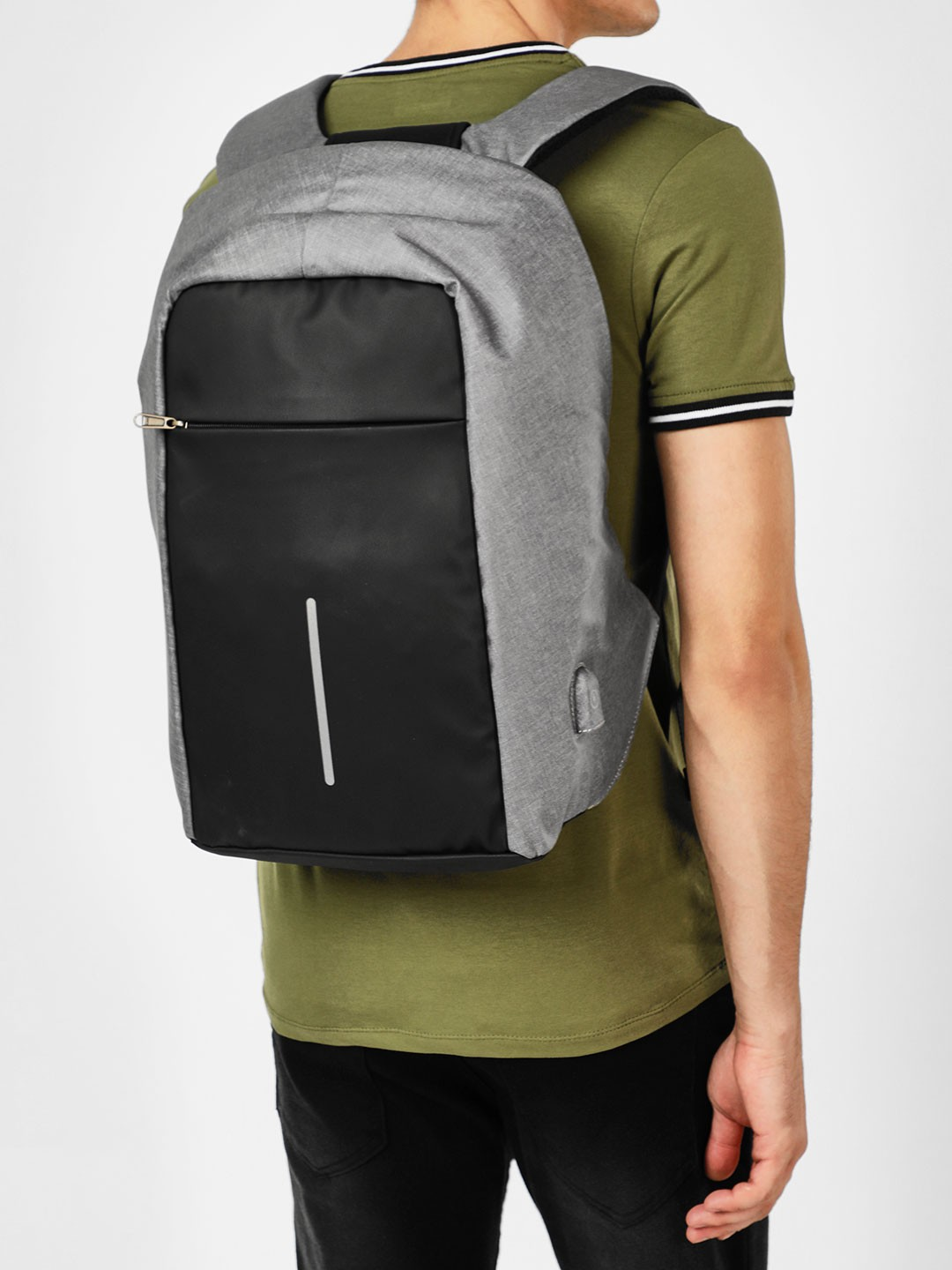 KAKA Multi USB Anti-Theft Backpack 1
