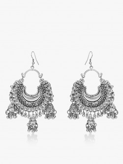 Blueberry Antique Earrings