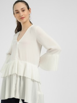 KOOVS Tiered High-Low Top