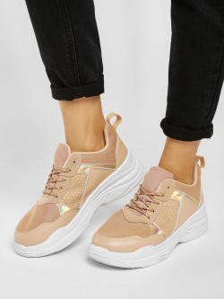 Truffle Collection Chunky Sole Trainers