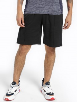 KOOVS Pintuck Interlock Shorts