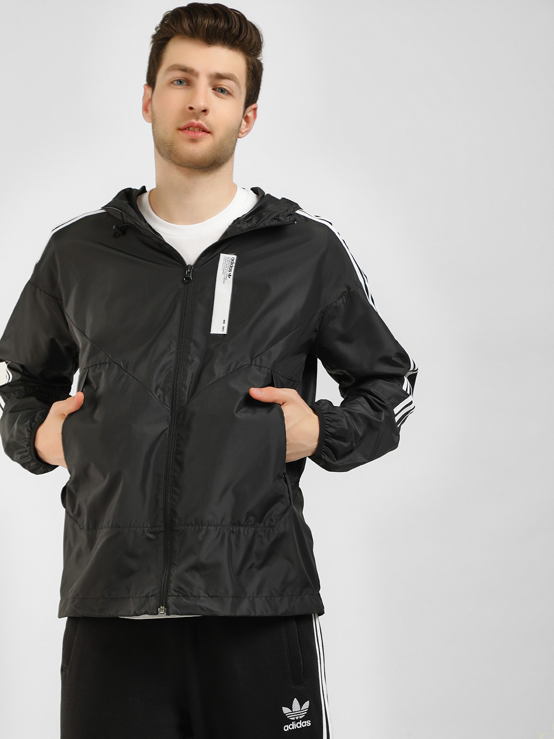 Adidas Originals Black Nmd Karkaj Windbreaker 1