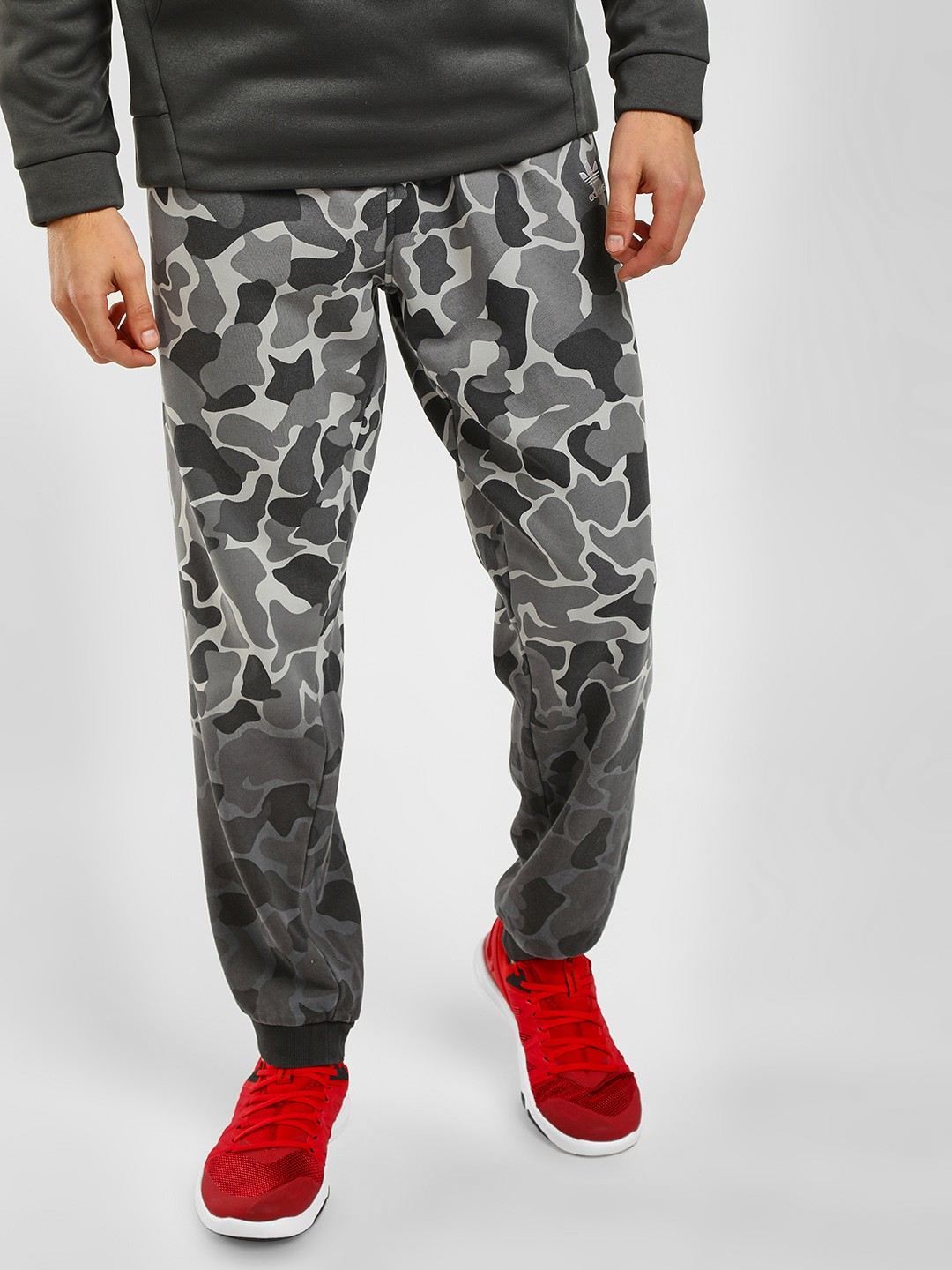 Adidas Originals Multi Camouflage Dip-Dyed Pants 1