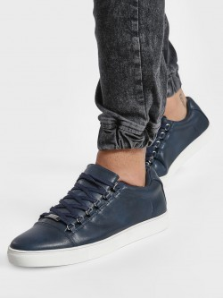 Tiktauli Basic Contrast Sole Sneakers
