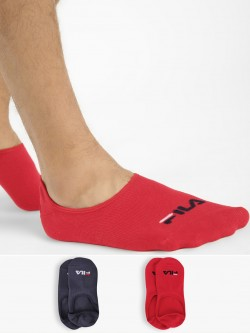 Fila No Show Socks (Pack Of 2)