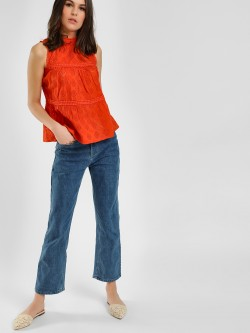 K Denim KOOVS Basic Straight Fit Jeans