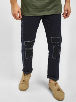 Blue Saint Distressed Washed Slim Jeans