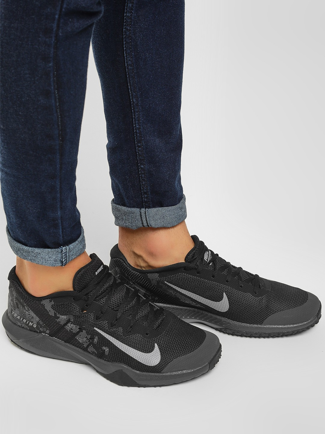 Nike Black Training Retaliation 2 Trainers 1