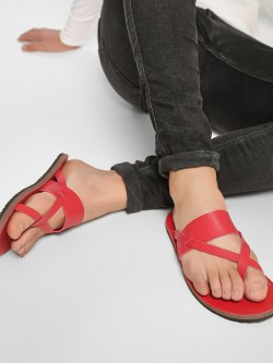 KOOVS Criss-Cross Sandals