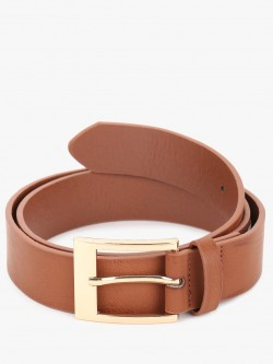 New Look Basic Buckle Belt