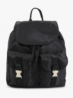 New Look Twin Patch Pocket Backpack