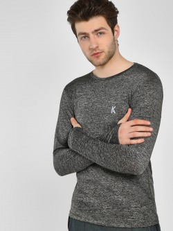 K ACTIVE KOOVS Thumbhole Long Sleeve T-Shirt